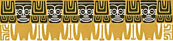 Tiki Border